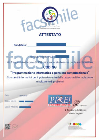 coding-facsimile-certificato